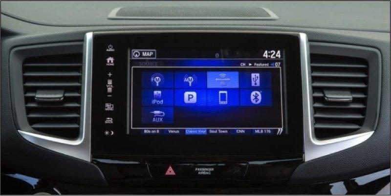 Image Result For Honda Ridgeline Radio Removal