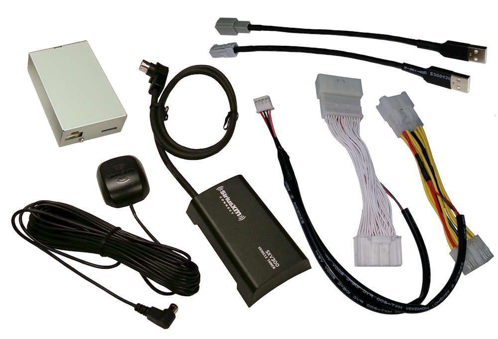 Satellite Radio Sirius Car Kit Porsche
